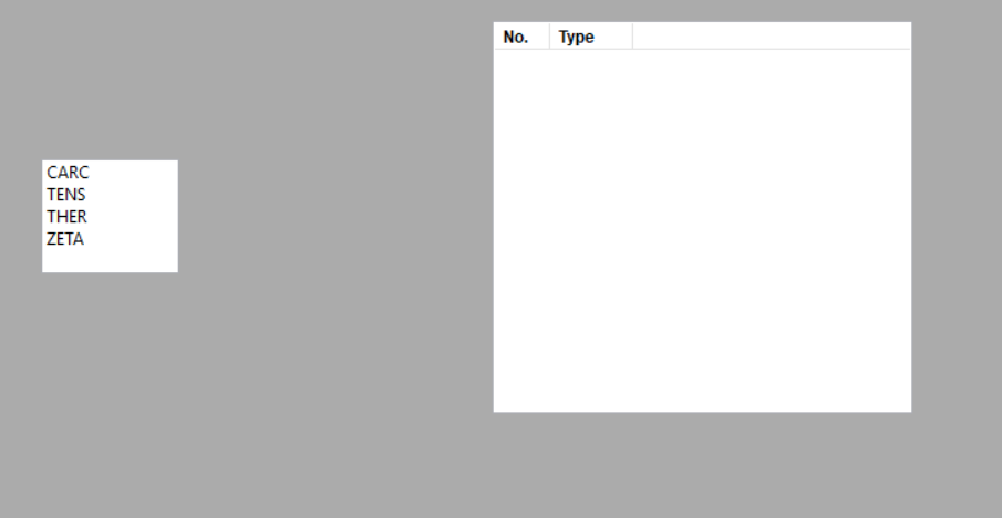 Activating wx LC_NO_HEADER -> lots of empty white space